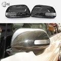 Для Toyota Estima ACR50 (все модели) ковка углеродного волокна боковое зеркало накладка
