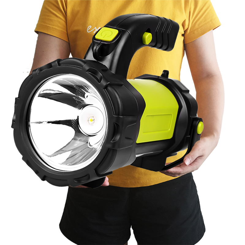Z40T80 LED Super Bright Camping Lantern USB Rechargeable COB Flashlight Lantern Built In Battery For Emergency Power Bank Litwod