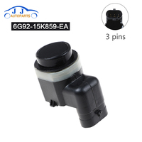 YAOPEI PDC Parking Sensor FOR FORD Galaxy S-Max 1.8 2.0 also TDCi 6G92-15K859-EA 6G9215K859EA