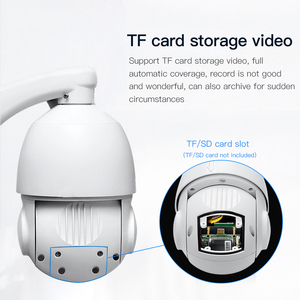 Image 5 - 5MP Wireless WiFi Security กล้อง 1080P HD 30X Optical Zoom PTZ IP กล้องกลางแจ้ง Home Security กล้องวงจรปิด CCTV CAM