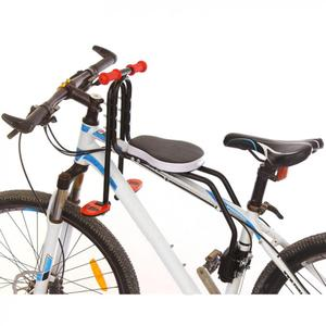 High Quality Durable Mountain Road Bike Child Safety Seat Children Bicycle Front Chair Suitable for 2.5-6 Years Old Baby(China)