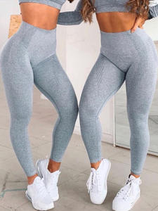 Seamless Leggings Sportswear High-Waist Femme Women for Exercise