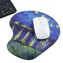 цена на Professional Premium Quality Foam PC  Mouse Pad Support Wrist Comfort Mouse Pad Mat Mice For Dota2 CS Mousepad коврик для мыши