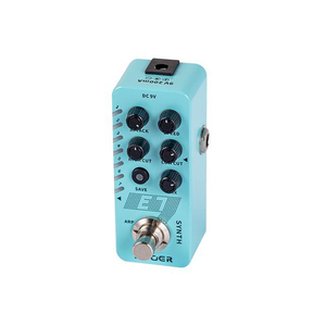 Image 3 - MOOER E7 Polyphonic Synth Guitar Pedal 7 Types Custom Synthesizer Synth Tones Like Trumpet Organ with Individual Arpeggiator