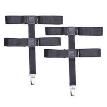 Women Adjustable Garter Belt Elastic Ring Thigh Leg Stockings Suspender Lingerie