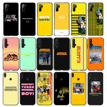 BROCKHAMPTON Soft Silicone Case for Huawei P30 P20 P10 Lite