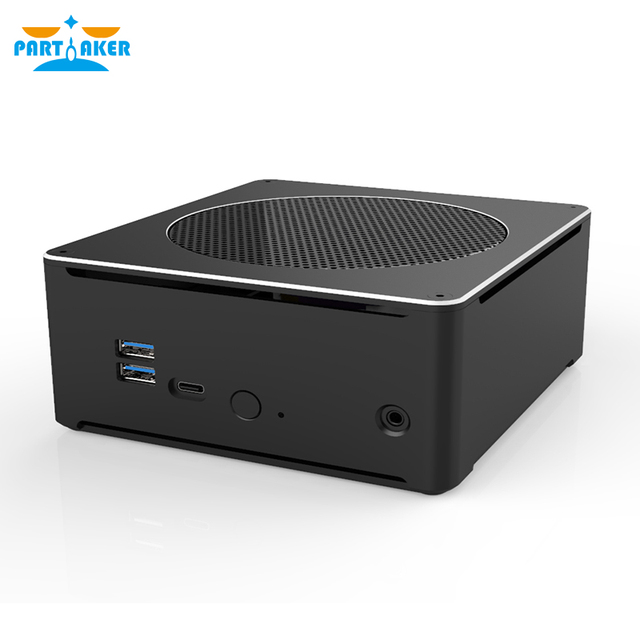 Top Quality Gaming Computer i9 8950HK i5 8300H i7 8750H 6 Core 12 Threads 64GB DDR4 Nvme M.2 Nuc Mini PC Win10 Pro AC WiFi 2