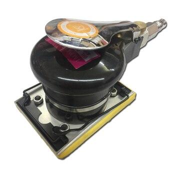 цена на Square Grinder Pneumatic Tools Pneumatic Polishing Machine Square Pad Pneumatic Grinding Machine Pneumatic Sandpaper Machine