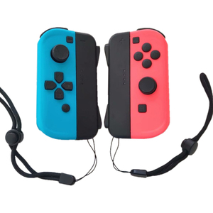 Image 5 - Draadloze Bluetooth Links & Rechts Vreugde con Game Controller Gamepad Voor Nintend Schakelaar NS Joycon Game voor Nintendos Schakelaar console