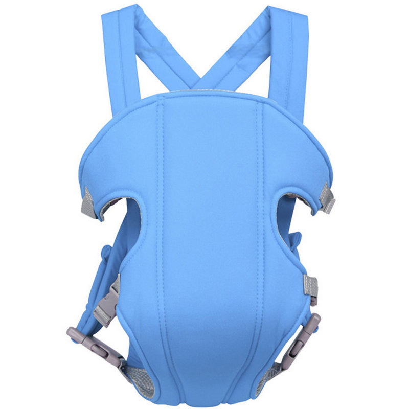 CYSINCOS Adjustable Baby Safety Carrier Infant Four Position Carriage Toddler Newborn Lap Strap Soft Sling Carriers 2-30 M