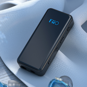 Image 2 - FiiO nuovo di marca BTR3K HiFi Bluetooth 5.0 Sport Ricevitore/Amplificatore Per Cuffie con AK4377A2 DAC
