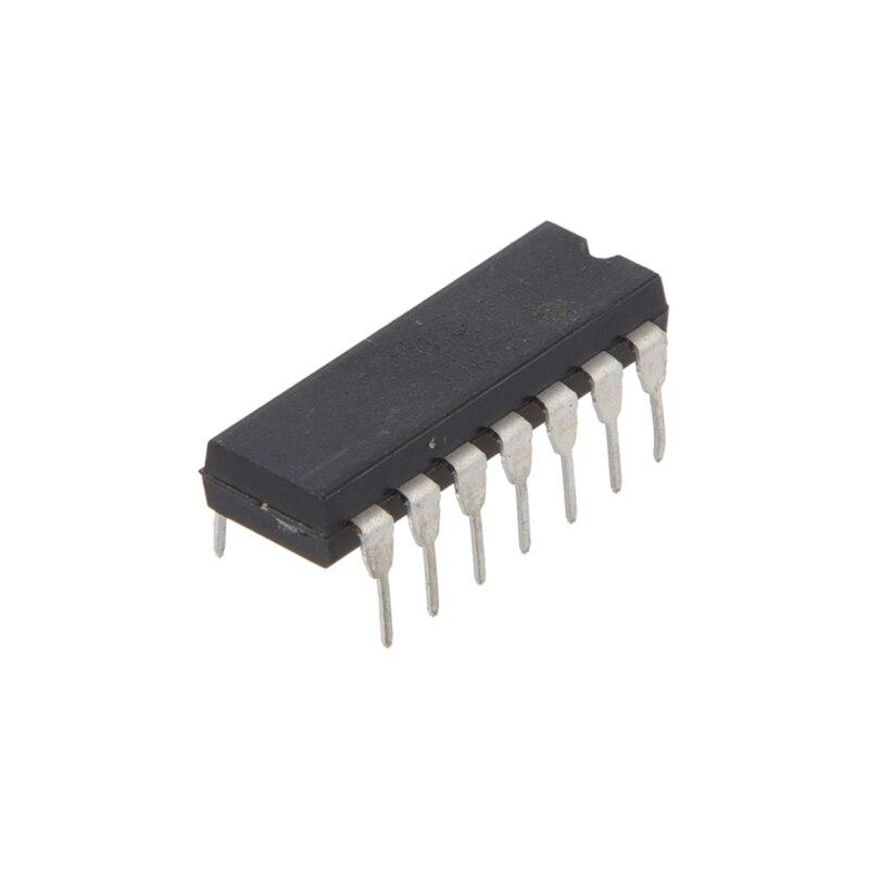 10PCS M74HC4511B1  Encapsulation:DIP-16,
