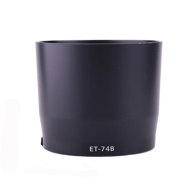 67mm Circular lente de la Cámara capucha para ET-74B Canon EF 70-300mm f/4-5,6 II USM Zoom