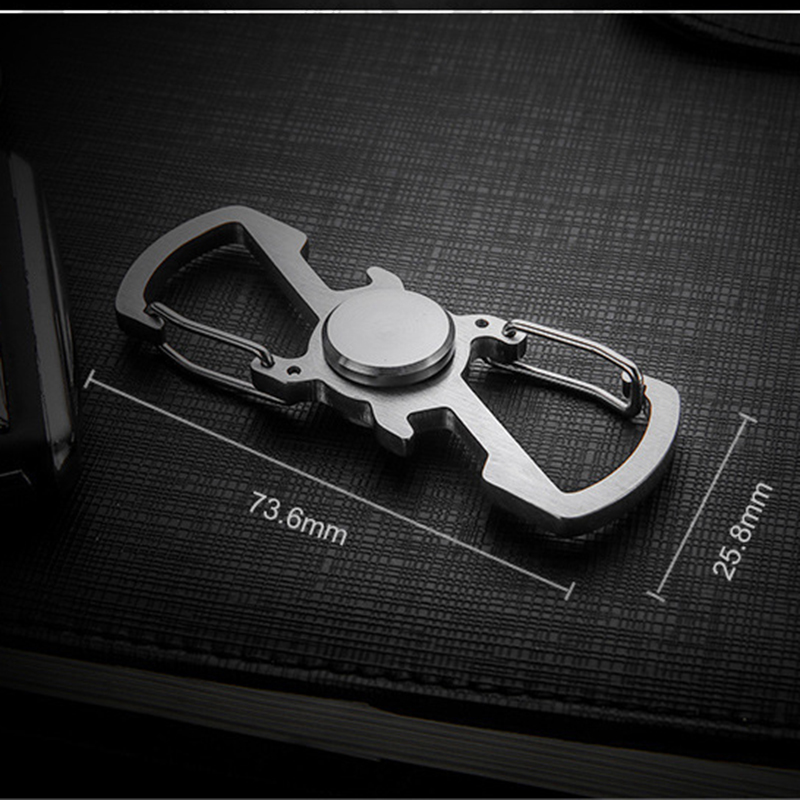 Key Chain Multifunction Bottle Opener Key Holder Car Accessories for Lexus Is200 IS250 Renault Megane 2 3 Clio Key Rings Pendant