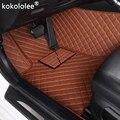 Автомобильные коврики kololee для Jac  все модели JAC S2 S3 T5 Rein13 s5  автомобильные аксессуары  специальный коврик для ног для стайлинга автомобиля