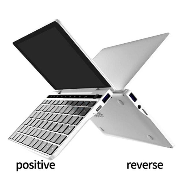 GPD Pocket2 Laptop Pocket PC Mini 8GB 256GB 7 Inch Press Screen Pocket Notebook CPU Intel Celeron 3965Y Windows 10 System