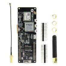 GPS NEO M8N LILYGO®TTGO Т образной балки V1.1 ESP32 LORA 433/868/915/923 МГц, Wi Fi, Беспроводной Bluetooth модуль IPEX 18650 Батарея держатель
