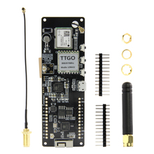 GPS NEO M8N  of LILYGO® TTGO T Beam V1.1 ESP32 LORA 433/868/915/923MHZ WiFi Wireless Bluetooth Module  IPEX 18650 Battery Holder