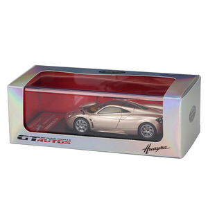 Image 4 - سيارة رياضية ويلي جي تي ايه 1:43 GTAutos Pagani Huayra موديل Diecast