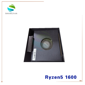 Image 2 - AMD Ryzen 5 1600 R5 1600 3.2 GHz 6 Core 12 Thread 65W CPU โปรเซสเซอร์ YD1600BBM6IAE ซ็อกเก็ต AM4 Cooler Cooling พัดลม