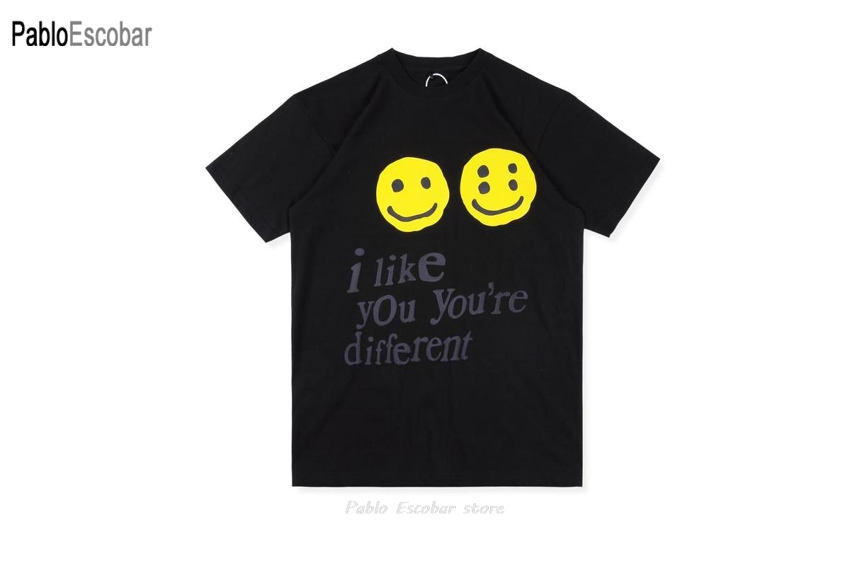 Jesus Is King I Like You your different Streetwear Tees  2