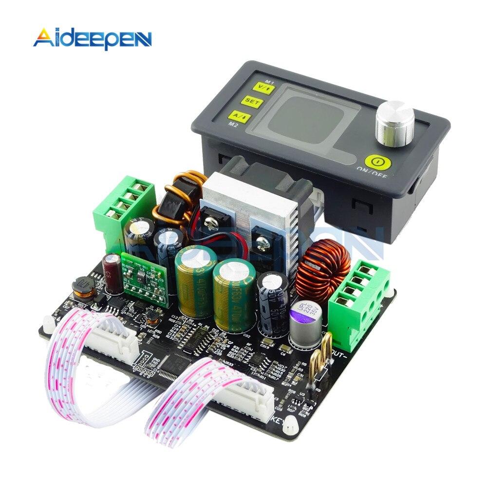 Источник питания с ЧПУ, постоянный ток, постоянный ток, вольтметр, амперметр, с ЖК дисплеем и цифровым управлением, DPH3205