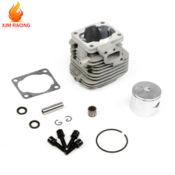 30.5CC 4 Bolt Cylinder Kit for Zenoah Rovan Kingmotor Engines for 1/5 Hpi Baja 5b 5t 5sc Losi Rc Car Parts