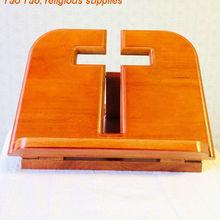 Католические религиозные предметы, оправа для чтения дуба, подарки для членов церкви, инструменты для чтения