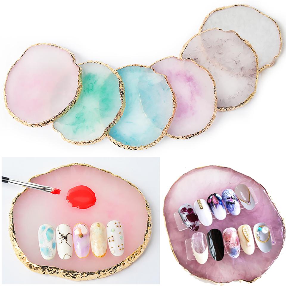 Каучуковый лоток для хранения окрашенных ювелирных изделий ожерелий