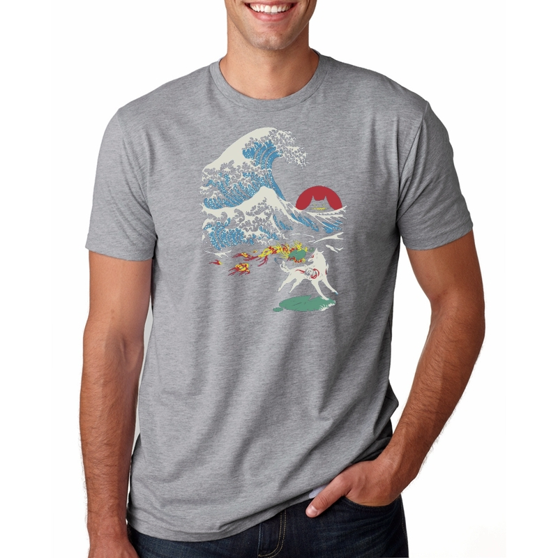 Three Dolphins Sea Women T-shirt XS-3XL New
