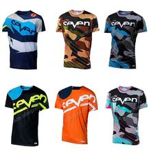 2020 Seven Short cycling clothes DH MX Cycling Jersey Enduro Jerseys motocross mx bike mtb t-shirt summer downhill long sleeve