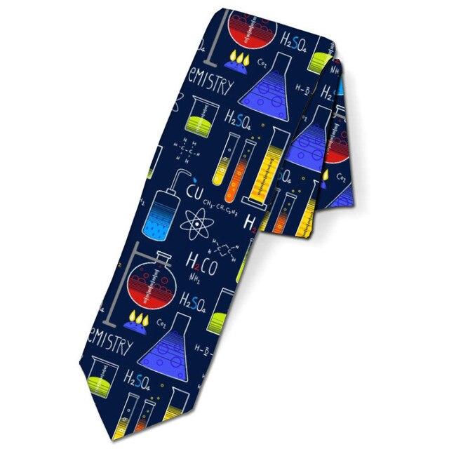 Модный мужской галстук 8 см деловой стиль 4