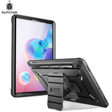 For Galaxy Tab S6 Case 10.5 inch (2019) SM T860/T865/T867 SUPCASE UB Pro Full Body Rugged Cover with Built in Screen Protector