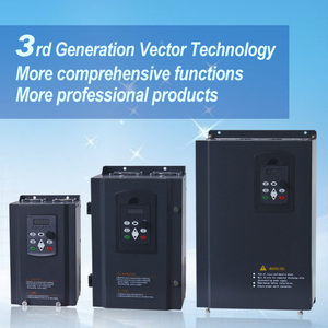 Image 2 - WK600 Vector Control frequency converter Three phase variable frequency inverter 380V 15kw/18.5kw/22kw ac motor speed controller