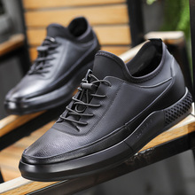 2019 Autumn And Winter Men casual shoes highloafers spring a
