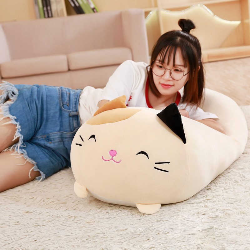 30cm plush pillow animal cartoon cute fat dog cat totoro penguin pig frog plush toy plush cute child gift kawaii