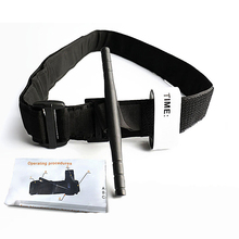 1PC Outdoor Hiking Portable First Aid Quick Slow Release Buckle Medical Military Tactical One Hand Emergency Tourniquet Strap