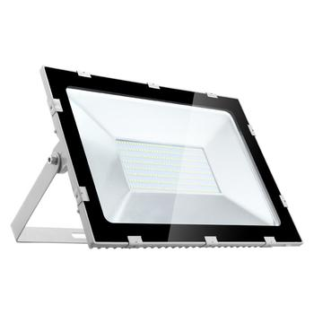 2pcs 200W Fifth Generation Flood Light Super Thin Cold White Ordinary 220V Professional light Easy to install