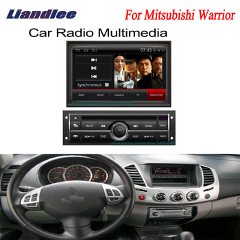 For Mitsubish Warrior 2005 2010 2011 2012 2013 Car Android Multimedia GPS Navigation Screen System Stereo Radio CD DVD Player