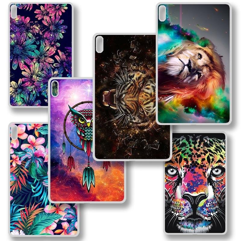 Fundas para tabletas pintadas para Huawei MediaPad T3 7, versión Wifi, cubierta estampada DIY para Huawei MediaPad T3 10 8,0 9,6 pulgadas