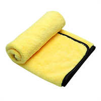 Cleaning Tool Car-styling 92*56cm Drying Towel Car Wash Microfiber Cloth Super Absorbent