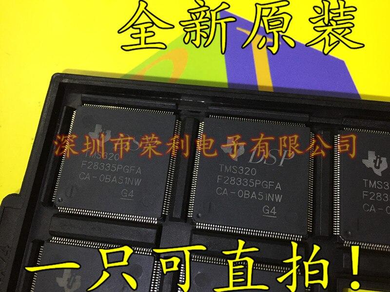 10PCS New Original TMS320F28335PGFA TMS320F28335 DSP28335