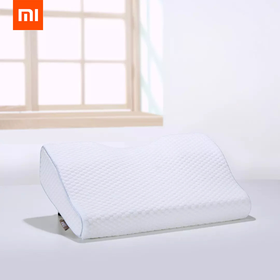 Xiaomi 8H Butterfly Memory Pillow H2 Model Neck Protection Anti-bacteria Slow Rebound Memory Cotton Pillow Health Care Cervical