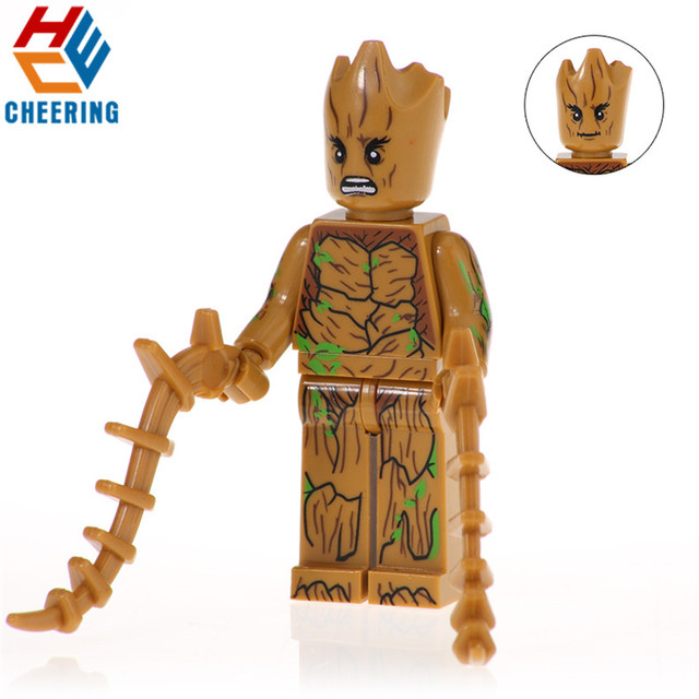20Pcs Wholesales Building Blocks Super Heroes Widow Learning Strange Proxima Midnigh Figures Bricks Action Toys for Kids XH 927Model Building