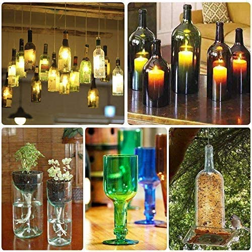 Machine-Tools Jars Bottle-Cutter Decoration-Tool Champagne Wine Glass Beer Home-Bar DIY