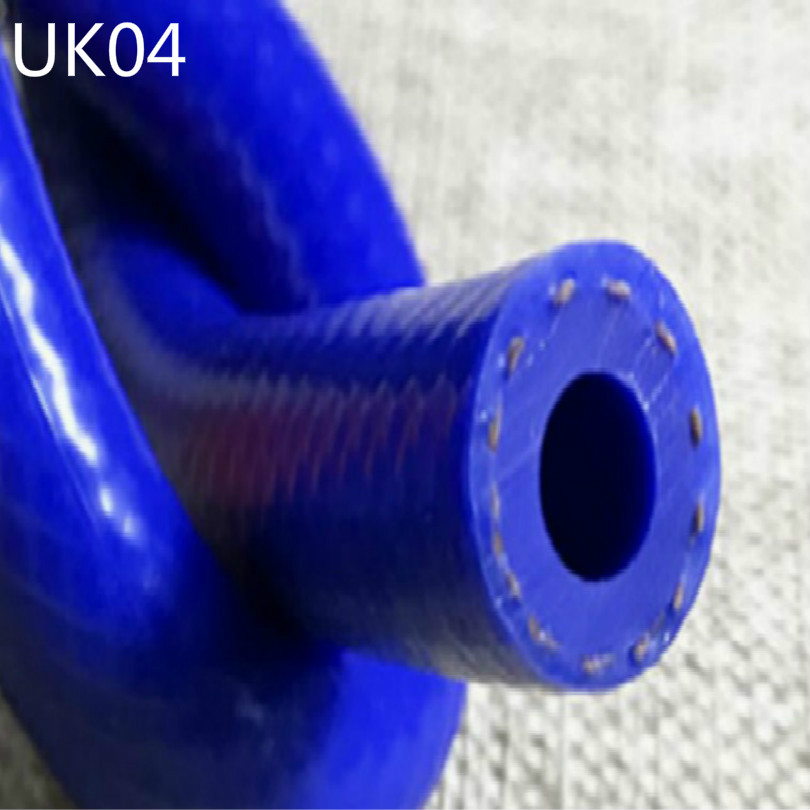 """4/"""" 102mm To 3/"""" 76mm Straight Turbo//Intake//Intercooler Silicone Coupler Hose RED"""