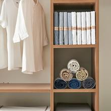 10 шт./компл. пластиковый мешок для хранения одежды доска одежда футболка папка органайзер для хранения одежды матовая складная доска для хр...