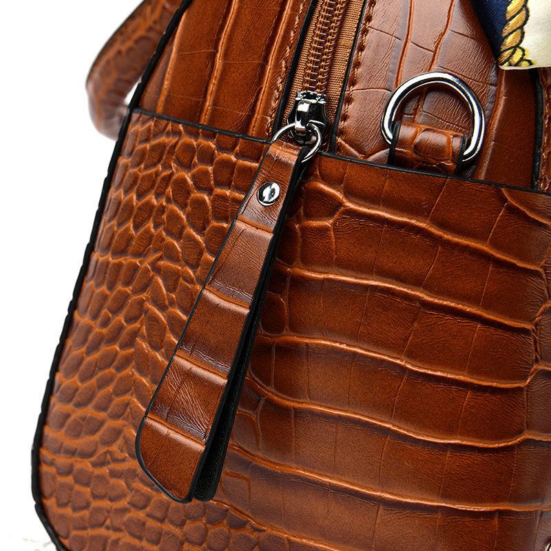 Jacaré bolsas de luxo bolsas femininas designer