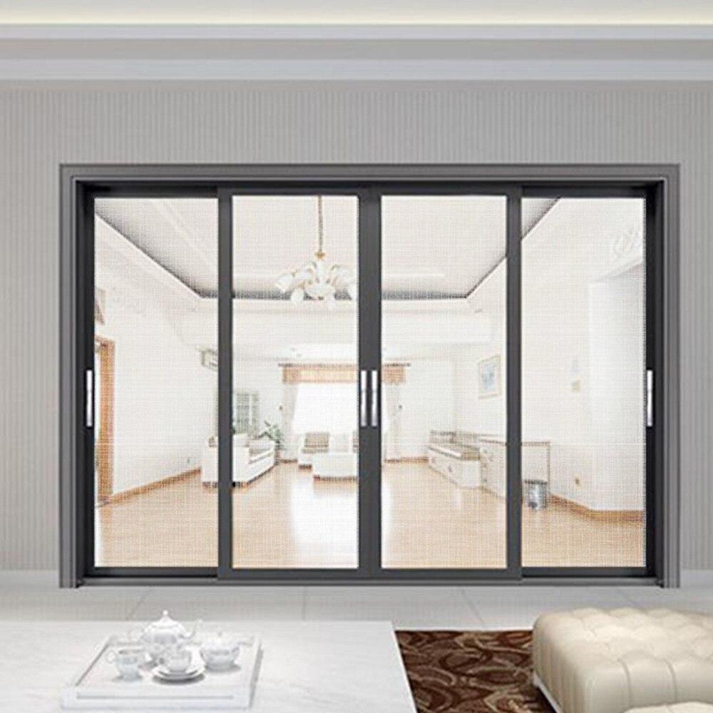 Sunice escritório partation pvc branco janela filme matiz de vidro fosco adesivo decoração da janela de casa removível 90cmx300cm auto-adesivo