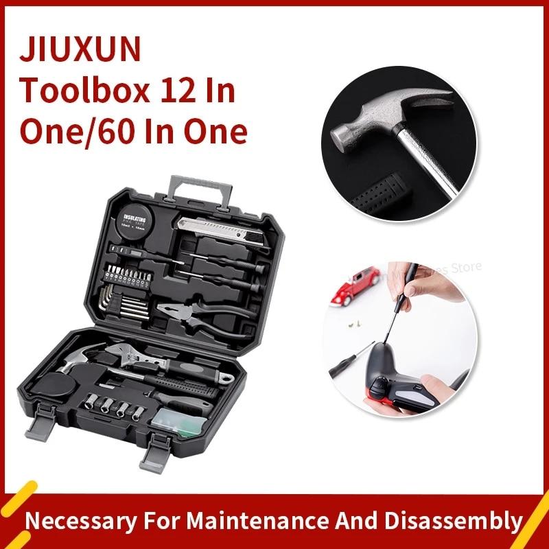 Xiaomi 60PCS JIUXUN Hand Tool Set General Household Repair Hand Tool Kit...